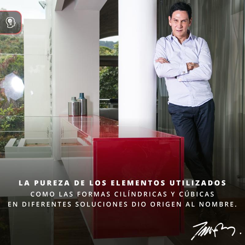 Jaime Barrero Casa Cubo